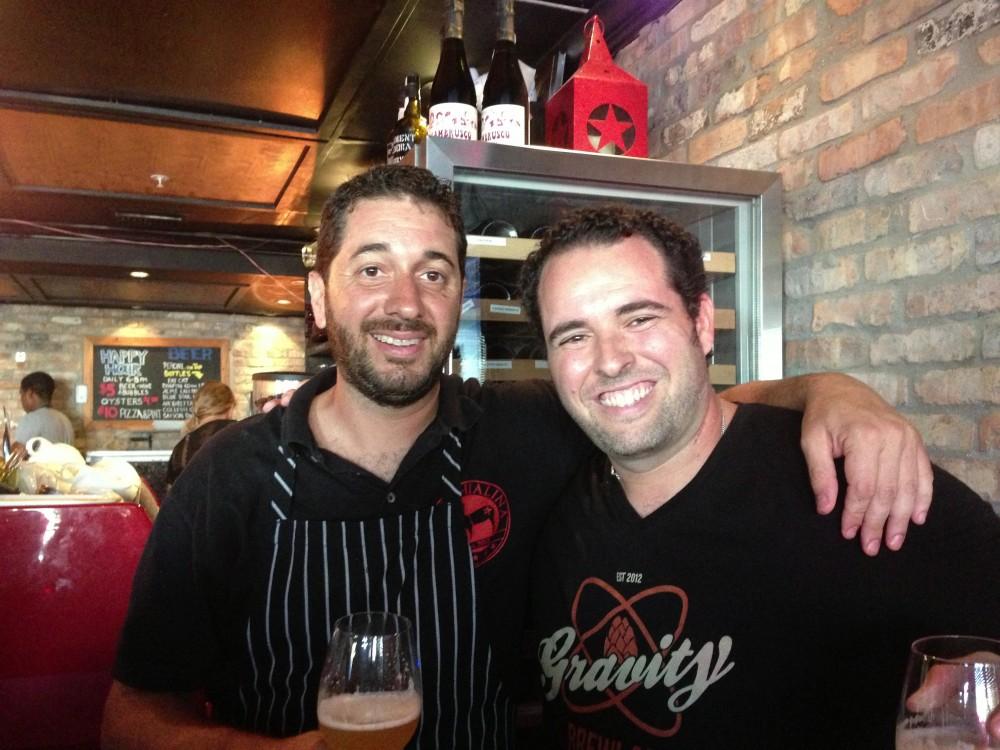 Chef Pirolo & Diego